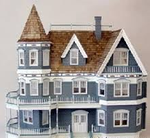 Dollhouse Miniature Show & Sale April 29 & 30, 2017 @ Dollhouse Miniature Show & Sale
