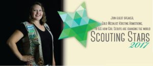 Scouting Stars Treasure Valley 2017 @ Grove Hotel in Boise