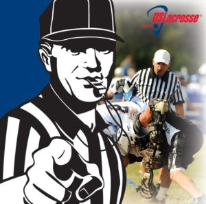 Men's Lacrosse Officials Clinic @ T-Sheets