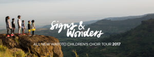 Watoto Children's Choir @ Karcher Church of the Nazarene