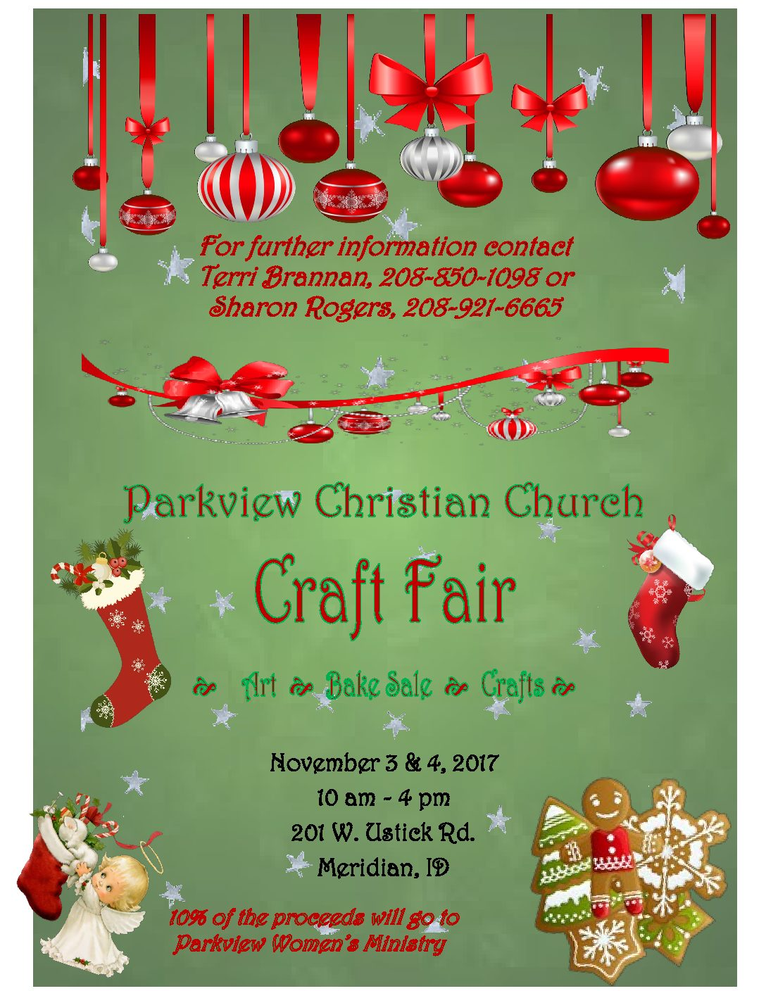 Promote Your Craft Fair Online