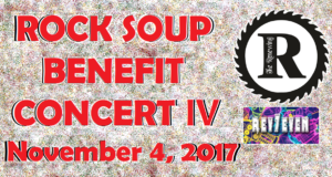 ROCK SOUP BENEFIT CONCERT 4 feat. The Renewing, Rev7even @ Fill My Cup Church of the Nazarene