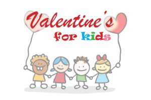 Valentine's For Kids @ Willow Creek Elementary School | Meridian | Idaho | United States